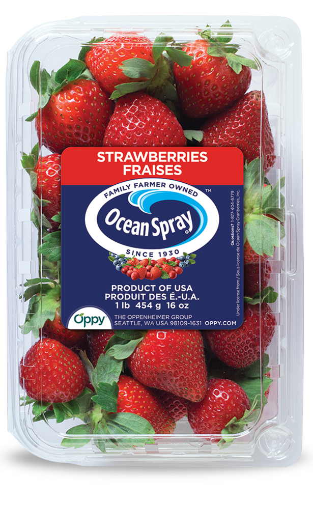 Ocean Spray® Fresh Strawberries