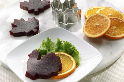 Cranberry Sauce Garnishes