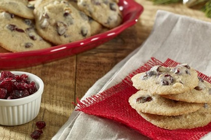 Berry Happy Holiday Cookies