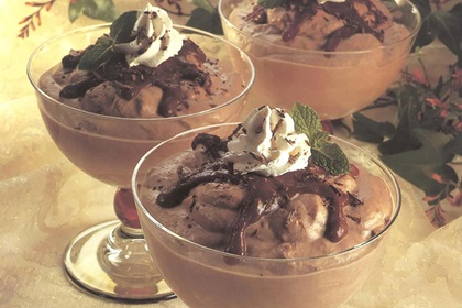 Fruity Mocha Mousse