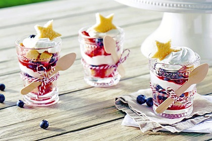 Patriotic Mini Trifles