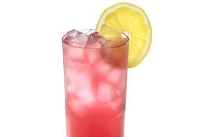Blueberry Collins