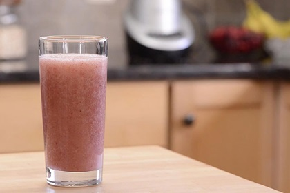 Cranberry Goodness Smoothie