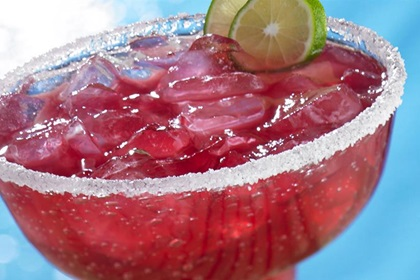 Cranberry Pomegranate Margarita