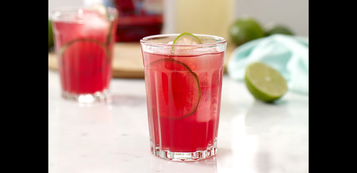 Delightful Cranberry Lemonade