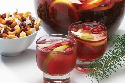 Holiday Celebration Punch
