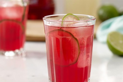 Organic Cranberry Lemonade