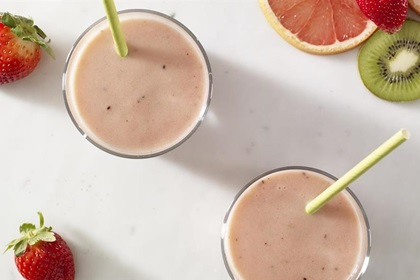 Pink Citrus Blast Smoothie
