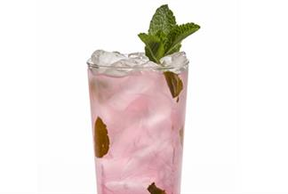 The Pink Vojito