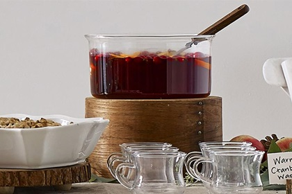 Warm Cranberry Wassail