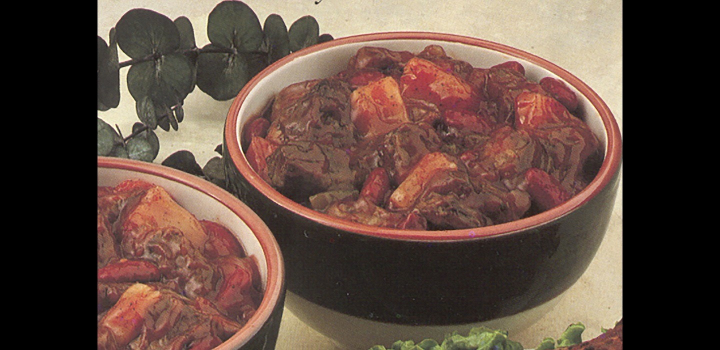 Out-of-this-World Fiery Fruited Chili