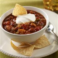 Sweet and Saucy Chicken Chili
