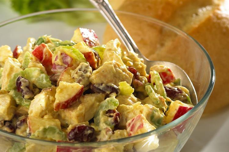 Chicken Salad Recipe Curry