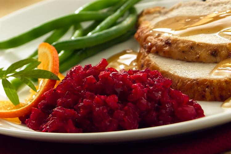 Fresh Cranberry Orange Relish Ocean Spray