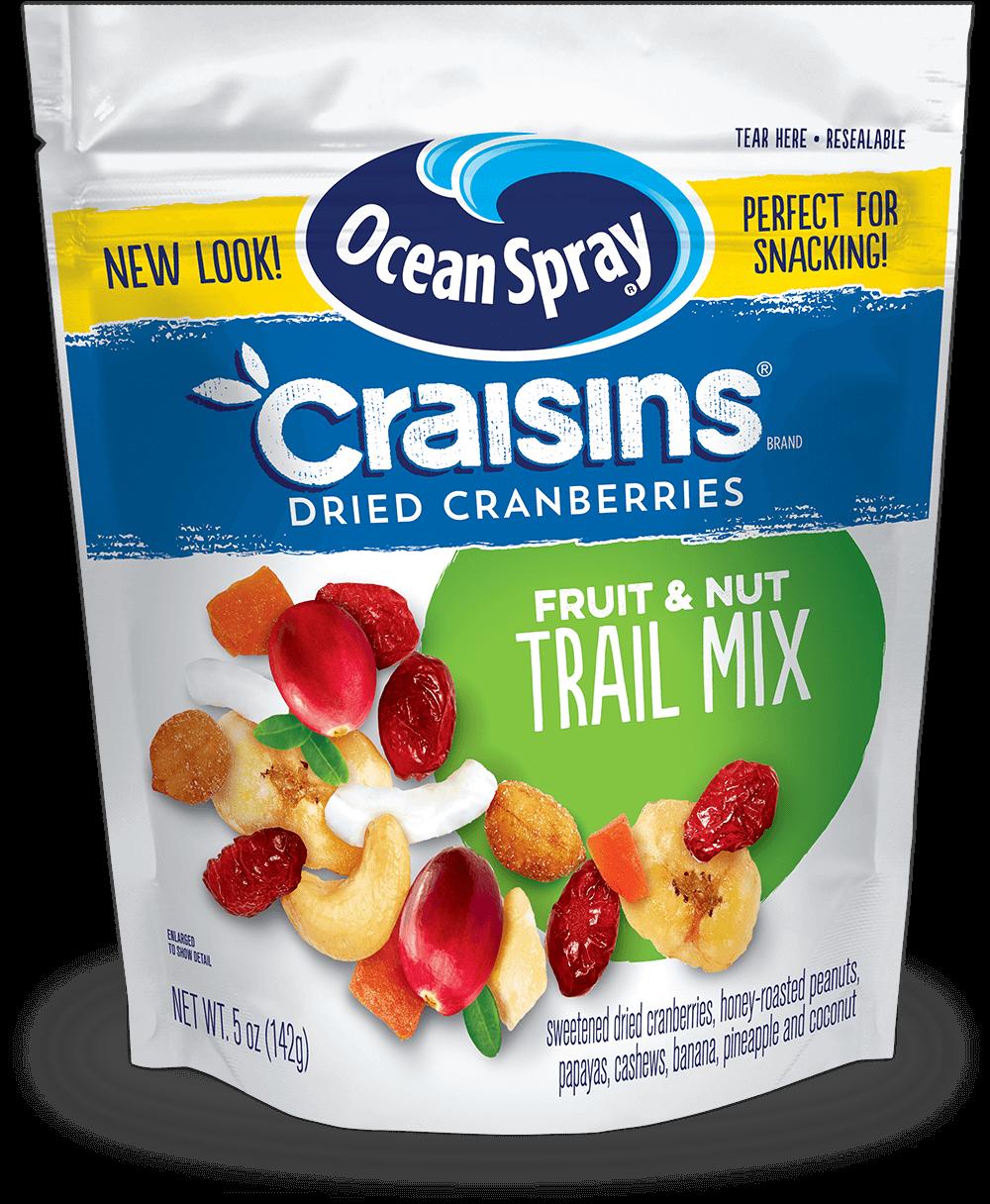 Craisins® Dried Cranberries Trail Mix