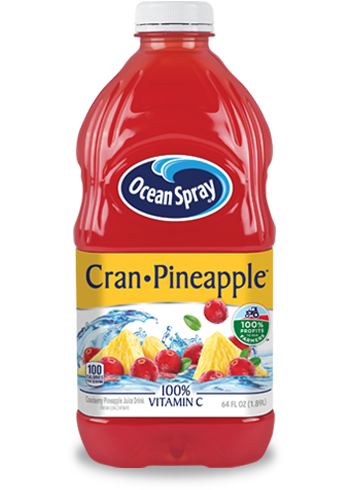 Cran•Pineapple™ Cranberry Pineapple Juice Drink
