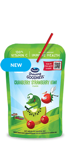 Cranberry Strawberry Kiwi Flavored Juice Beverage