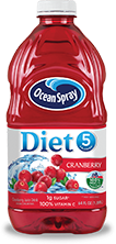 Diet Cranberry Juice Drink