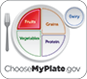 Choose MyPlate.gov for products