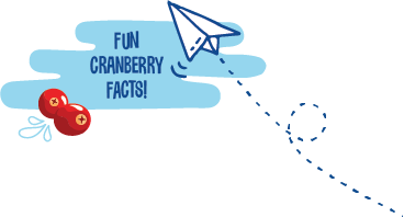 Fun Cranberry Facts