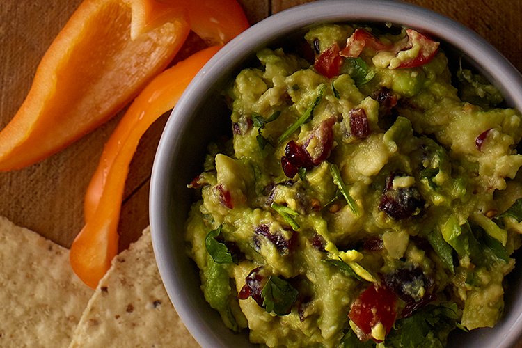 Guacamole with Craisins® Dried Cranberries