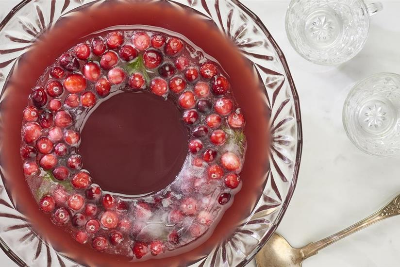 Festive Punch Ring