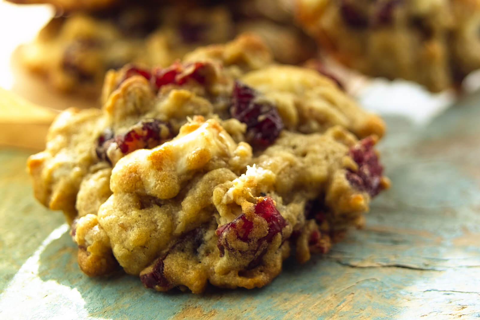 Craisins® Dried Cranberries Oatmeal Chocolate Chunk Cookies