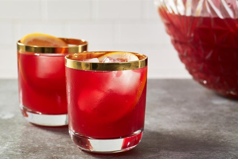 Be Dazzled Cranberry Punch