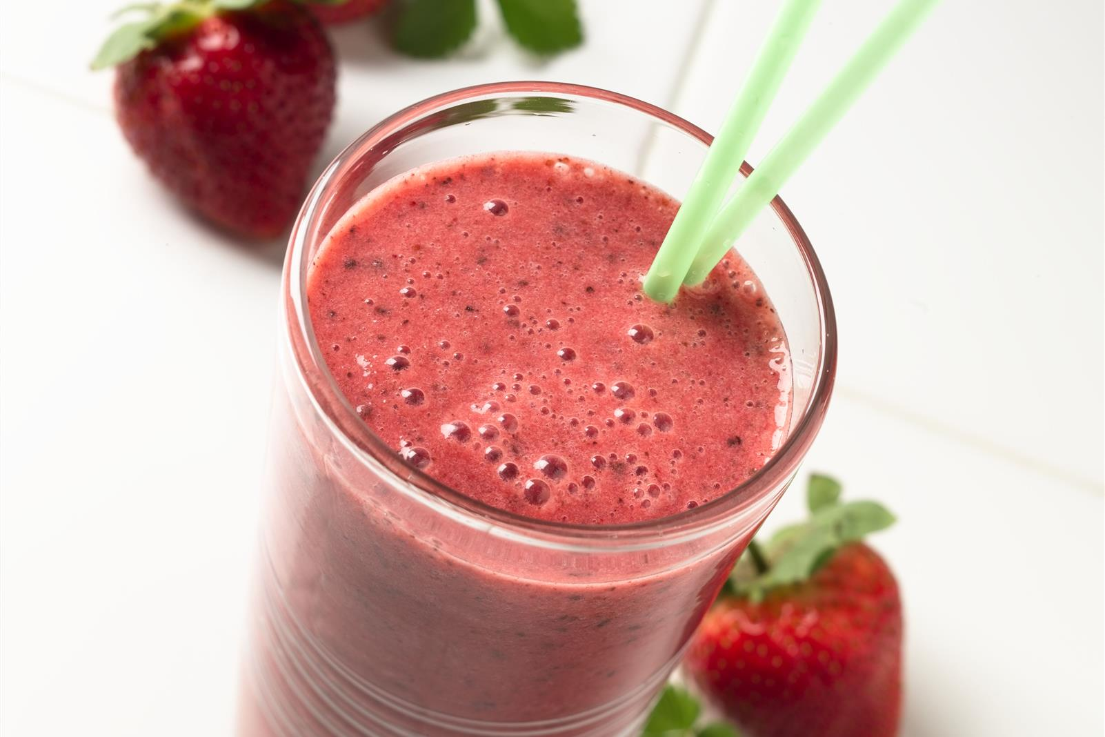 Berry Chocolate Smoothie