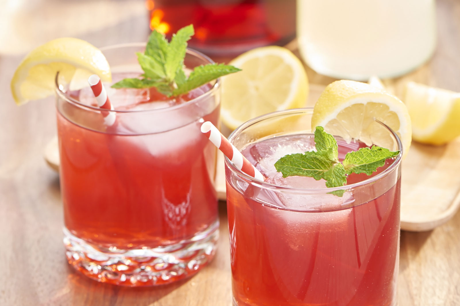 Berry Lite Lemonade