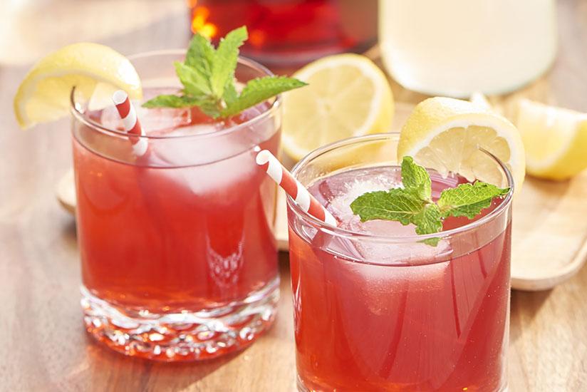 Berry Lite Lemonade