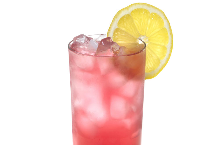 Cranberry Blueberry Collins