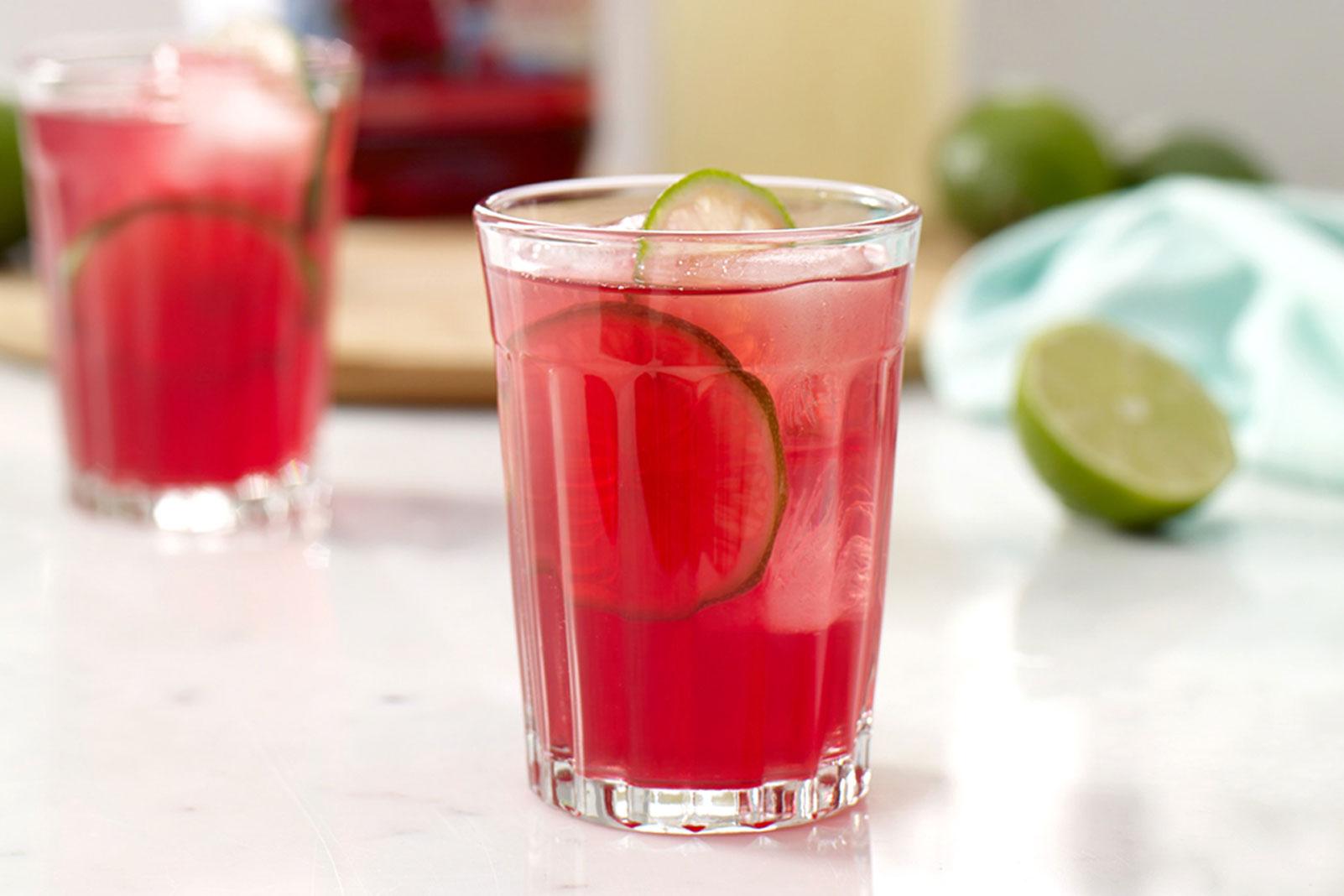 Delightful Cranberry Lemonade