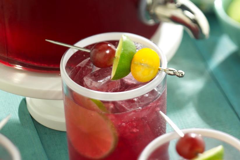 Diet Cranberry Sangria