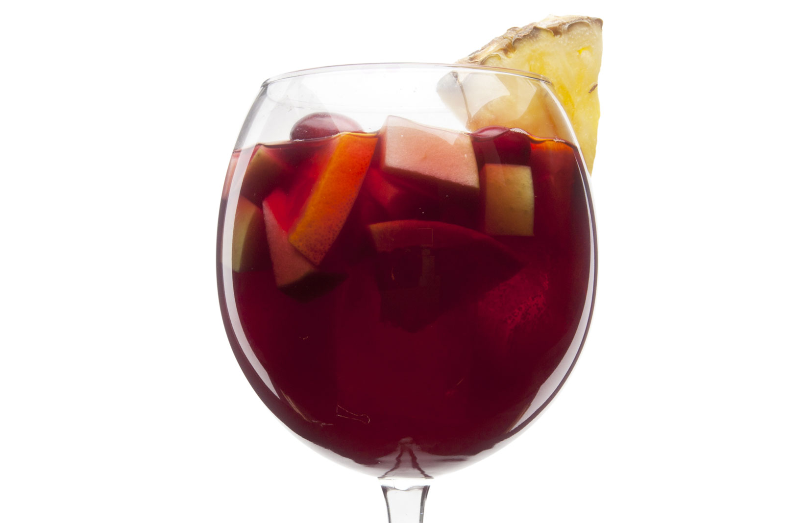 Fruity Sangria with Moscato