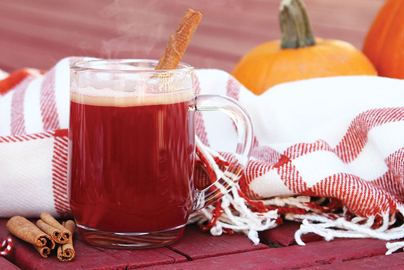 Hot Buttered Cranberry