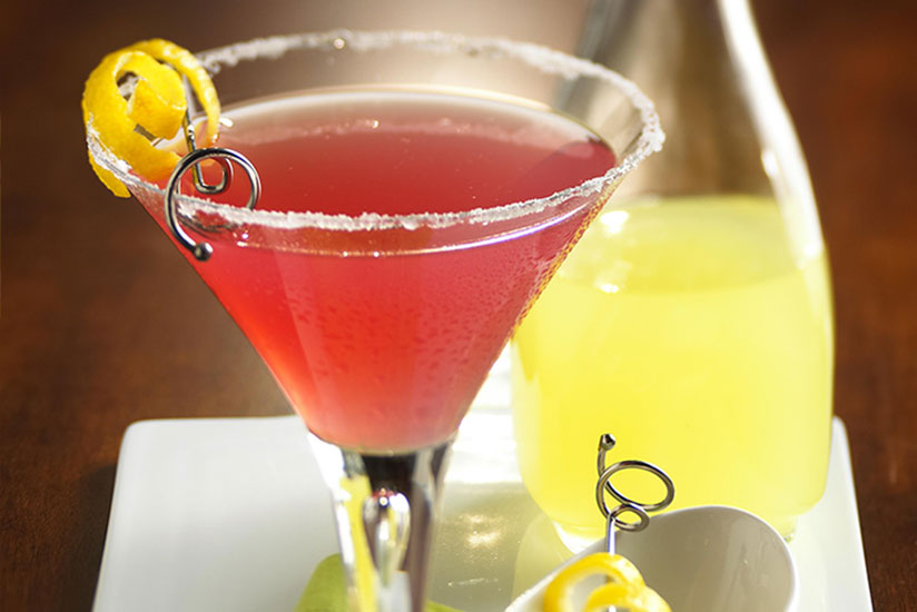 Pink Lemon Drop