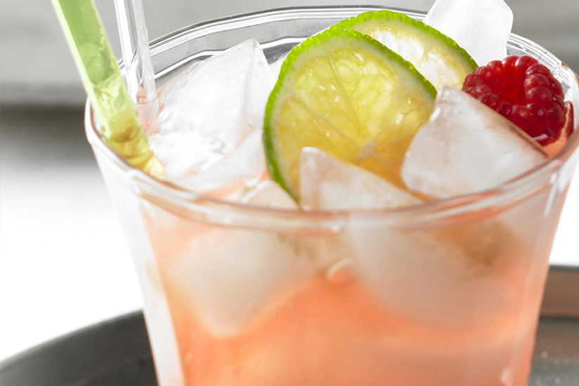 Sparkling Cranberry Spritzer