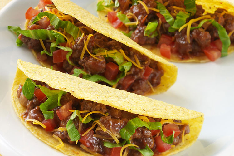 Sweet and Saucy Tacos