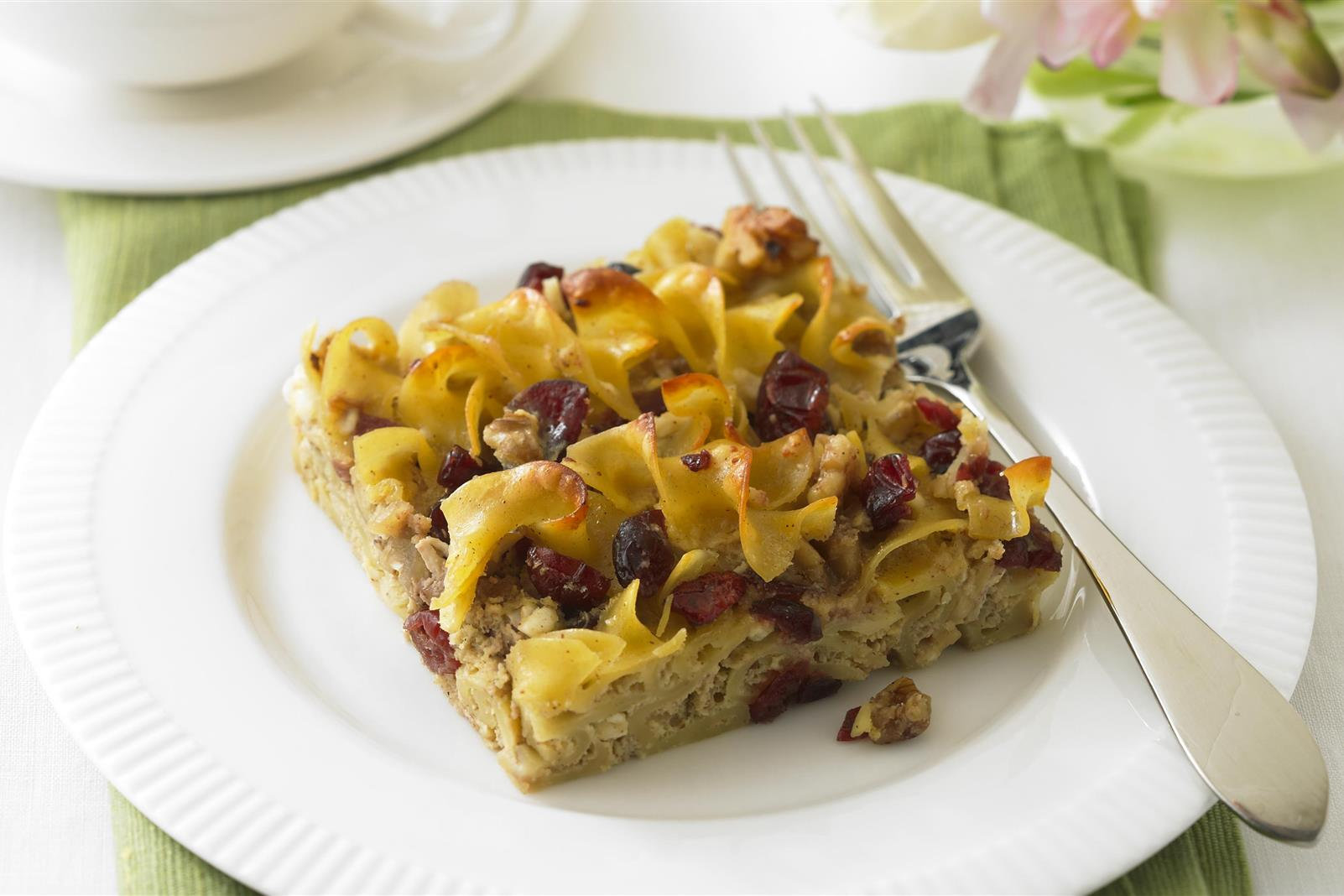 Noodle Craisins® Dried Cranberries Kugel