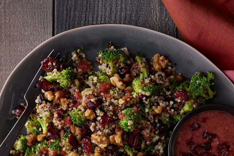 Flavorful Fall Quinoa Salad