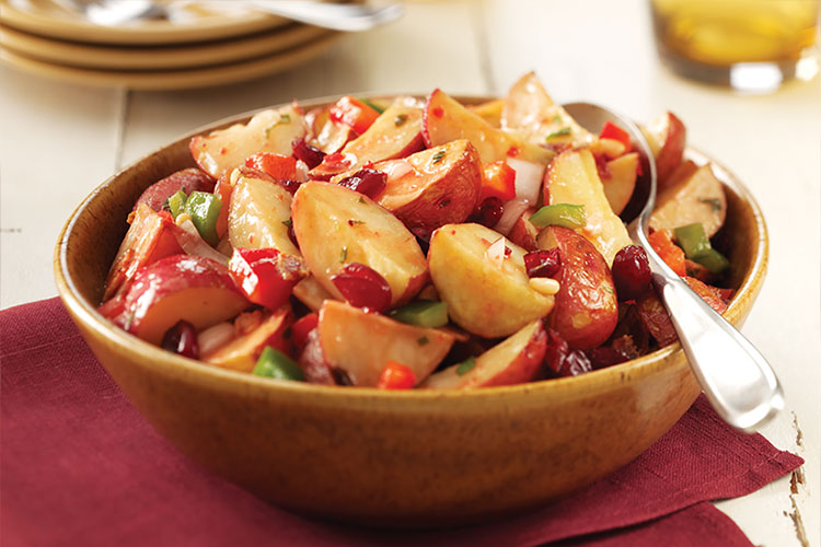 Cranberry Apple Chutney