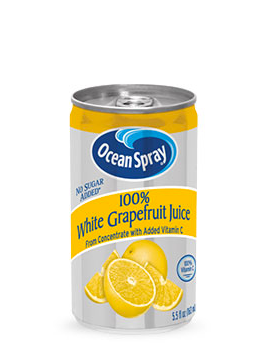 5.5 oz Juices & Juice Drinks