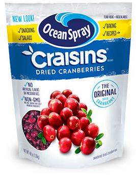 Ocean Spray® Craisins® Dried Cranberries
