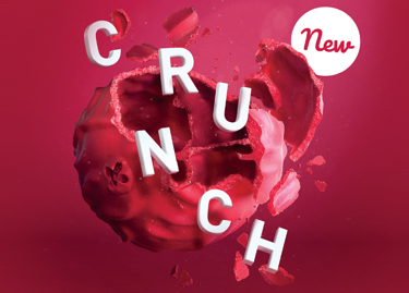 Ingredients Crunchy