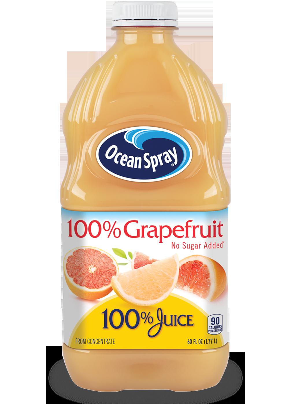 100% Grapefruit Juice