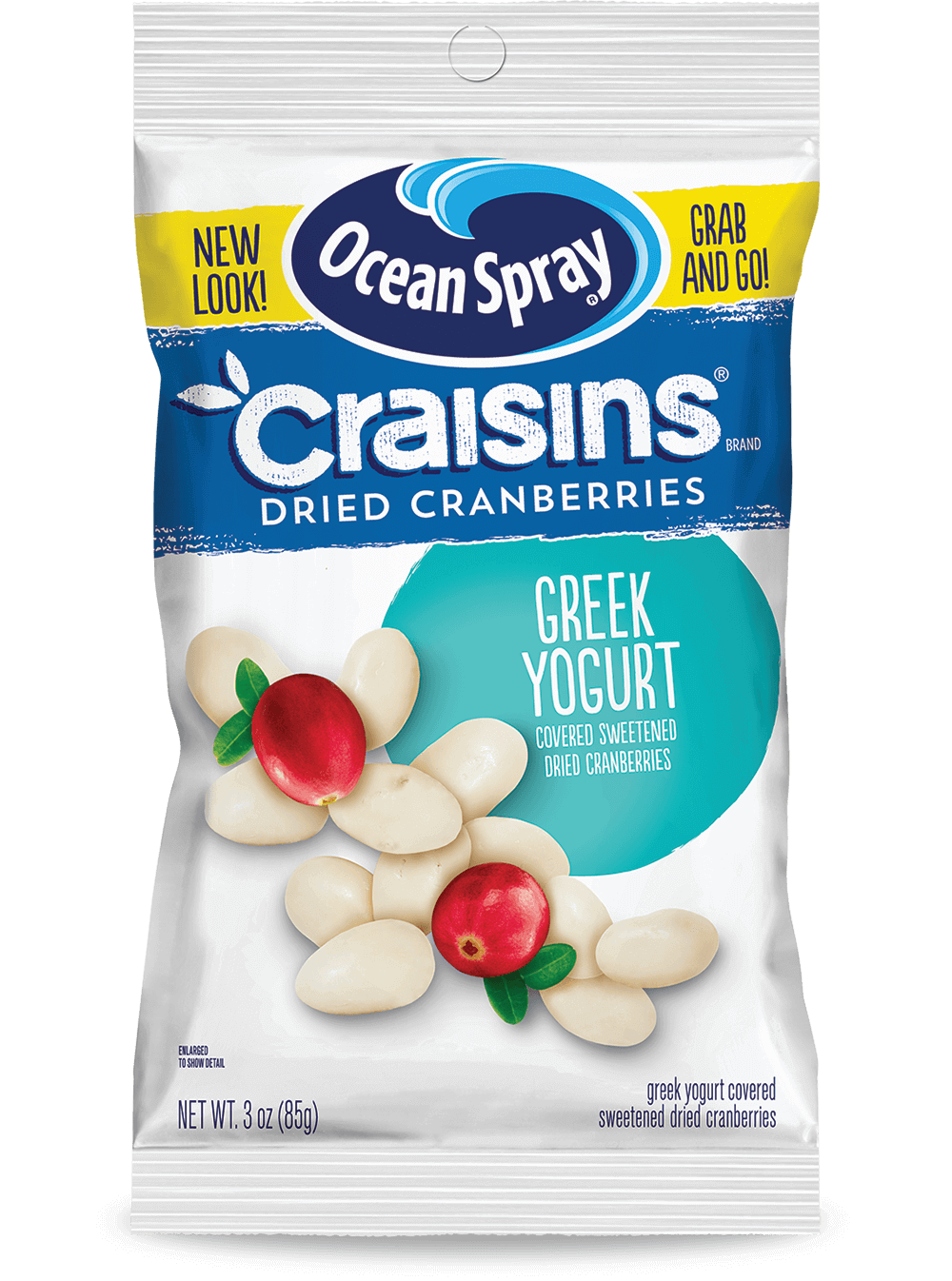 Greek Yogurt Covered Craisins® Dried Cranberries