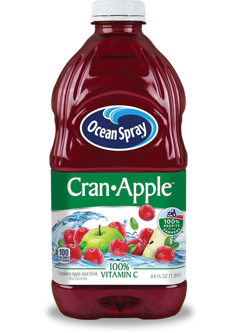 Cran•Apple™ Cranberry Apple Juice Drink