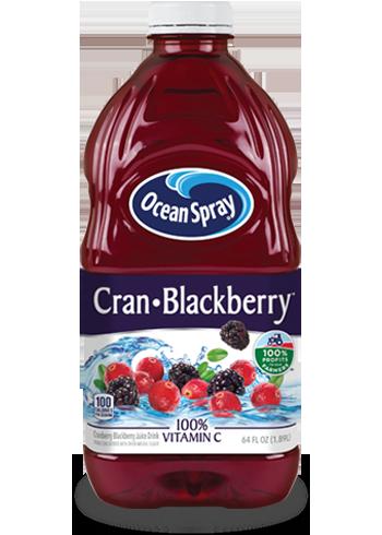 Cran•Blackberry™ Cranberry Blackberry Juice Drink