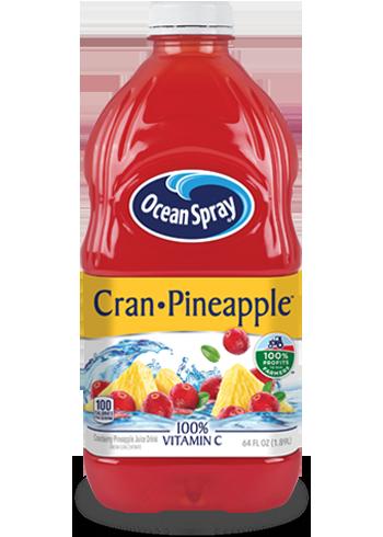 Cran•Pineapple™ Cranberry Pineapple Juice Drink